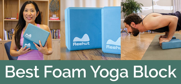 best foam yoga block