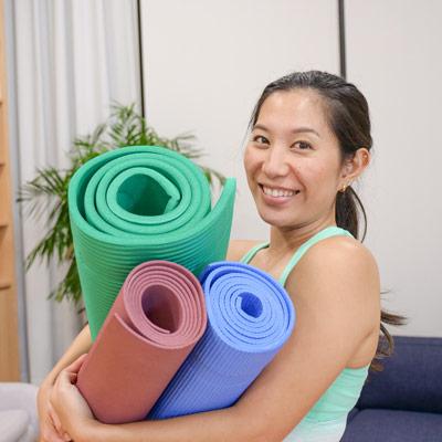 find best yoga mat